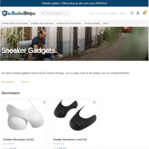 Sneaker Gadgets